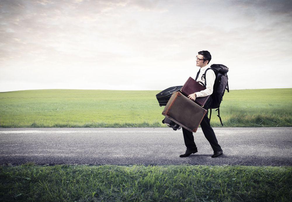 IPSO FACTO - Viajar sin maletas es posible - Quieres saber cómo