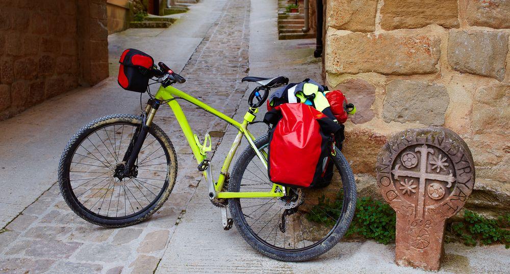 Cómo puedes enviar bicicletas para hacer el Camino de Santiago