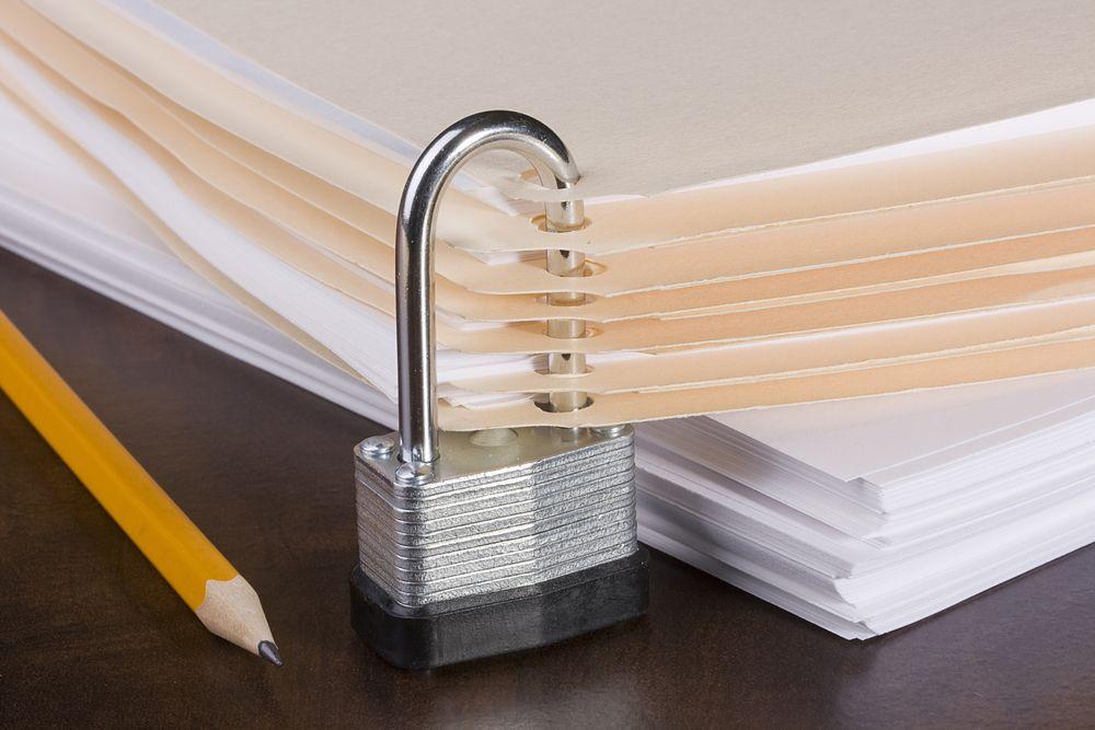 Es seguro enviar documentación confidencial - Cómo se hace
